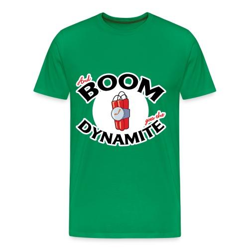 Dynamite T-Shirt - Men's Premium T-Shirt