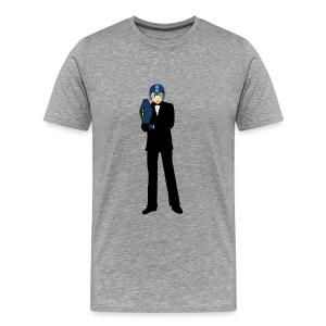 Agent Mega - Men's Premium T-Shirt