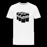 T-Shirts ~ Men's Premium T-Shirt ~ Men's White