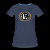 T-Shirts ~ Women's Premium T-Shirt ~ Intergalactic Zionist Conspiracy Charter Member