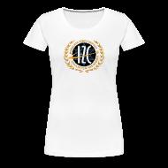Women's T-Shirts ~ Women's Premium T-Shirt ~ Intergalactic Zionist Conspiracy Charter Member