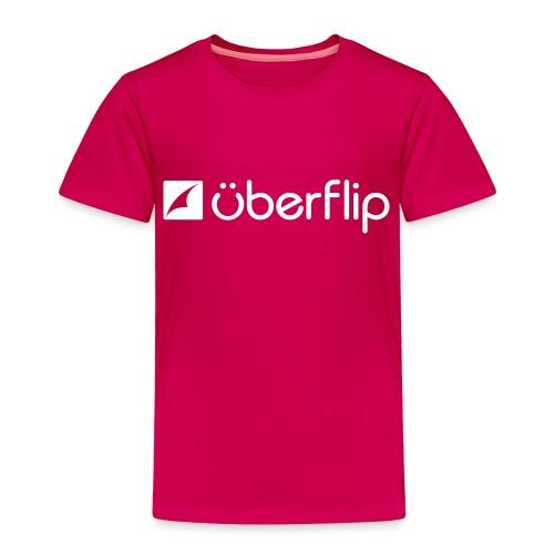 Toddler Uberflip Standard - Toddler Premium T-Shirt