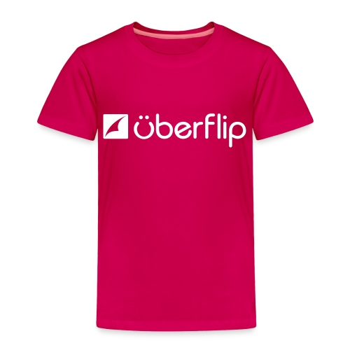 Toddler Uberflip Standard - Toddler Premium T-Shirt