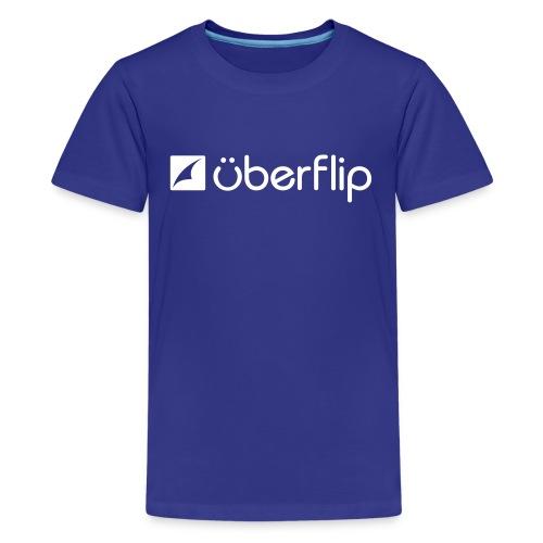 Kids Uberflip Standard - Kids' Premium T-Shirt