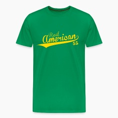 Real American Power.png T-Shirts