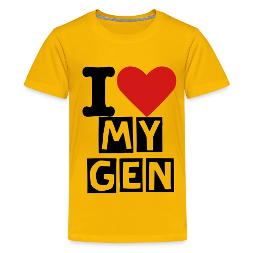 MY GEN - Kids' Premium T-Shirt
