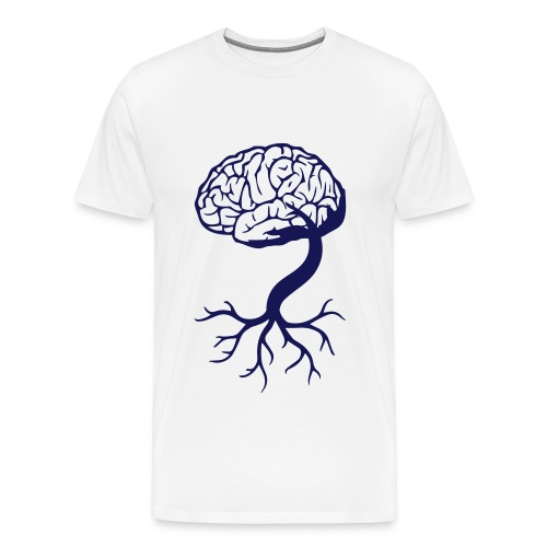 Brain Roots - Men's Premium T-Shirt
