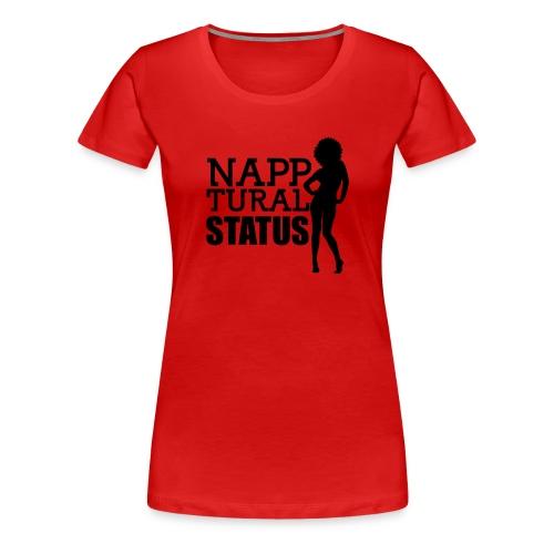 Natural status - Women's Premium T-Shirt