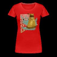 T-Shirts ~ Women's Premium T-Shirt ~ EXTERMINATE!