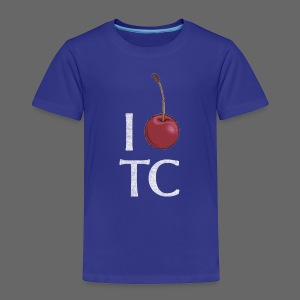 I Cherry TC - Toddler Premium T-Shirt