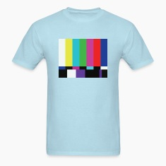 """Test Pattern"" T-shirt"