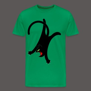 NINJA CAT 2 - Men's Premium T-Shirt