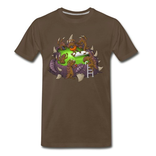 Six Pool - Men's Premium T-Shirt