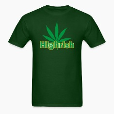 Irish Cannabis T-Shirt