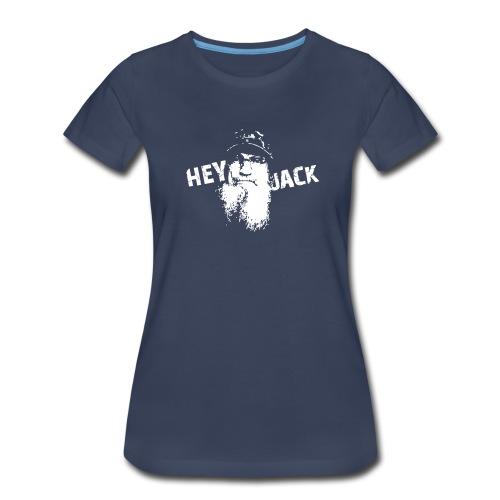 Si Hey Jack shirt - Womens - Women's Premium T-Shirt