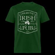 T-Shirts ~ Men's T-Shirt ~ Cosgrove's Irish Pub