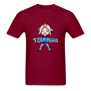 Team Misha [DESIGN BY CHARLIE] - Men's T-Shirt
