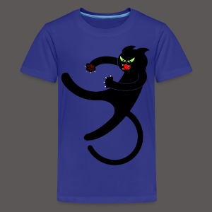 NINJA CAT 3 - Kids' Premium T-Shirt