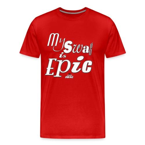 Epic swag - Men's Premium T-Shirt
