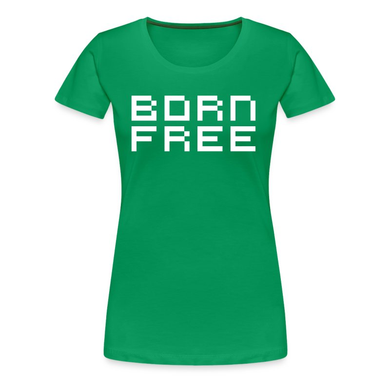 BOGO:  Go-Independent 20% OFF - Women's Premium T-Shirt