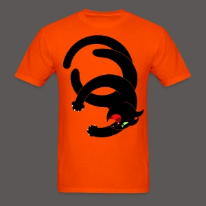 NINJA CAT 4 - Men's T-Shirt