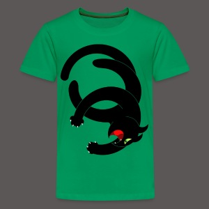 NINJA CAT 4 - Kids' Premium T-Shirt