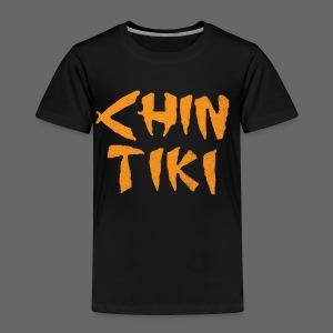 Ye Olde Chin Tiki - Toddler Premium T-Shirt