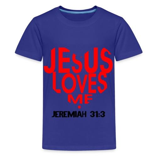 JESUS LOVE - Kids' Premium T-Shirt