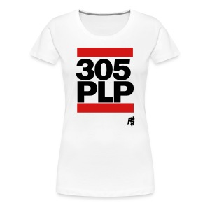 Woman's Classic Black 305 PLP - Women's Premium T-Shirt