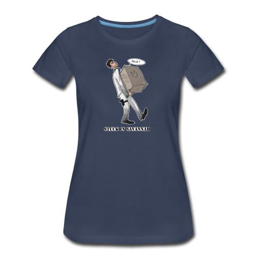 Hick in the Box - Women's Premium T-Shirt