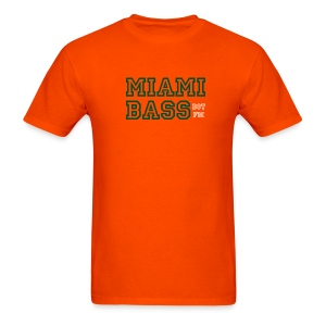 U of B (Orange) - Men's T-Shirt