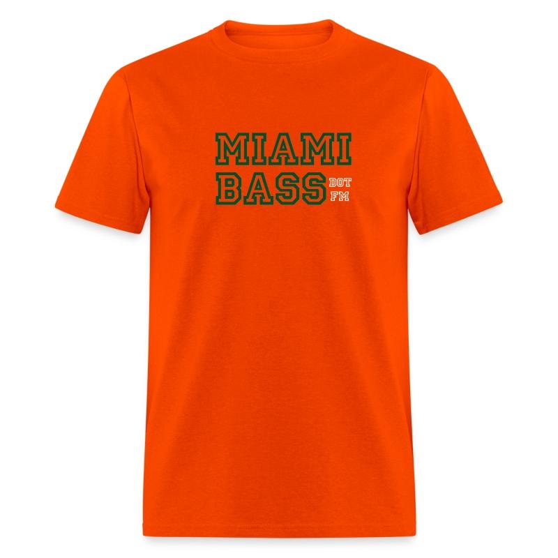 U of B (Orange) - Men's T-Shirt