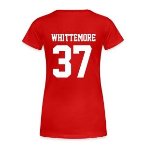 WHITTEMORE 37 - Tee (XL Logo, NBL) - Women's Premium T-Shirt