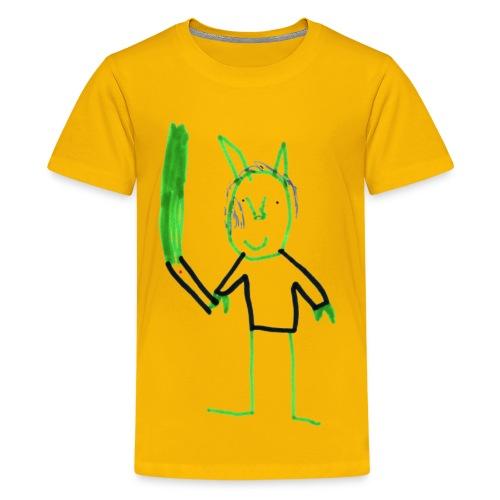 miles1c - Kids' Premium T-Shirt