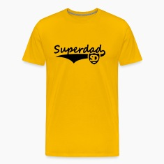 Superdad Design T-Shirt BY