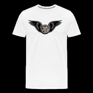 Mens Premium T Front HwingVoy - Men's Premium T-Shirt