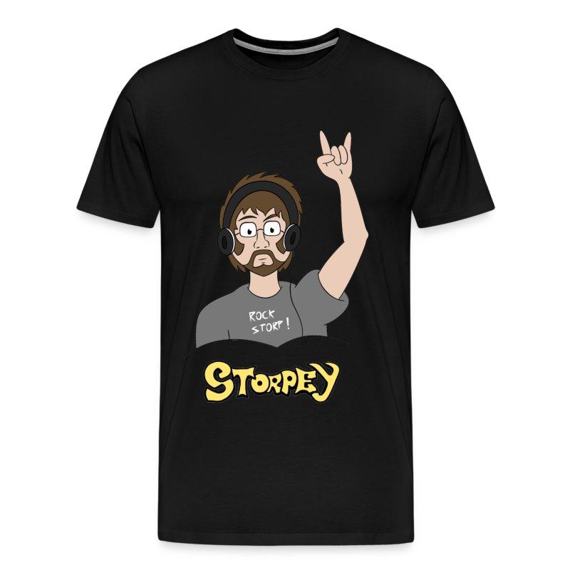 Rock Storp Trooper (Guys) - Men's Premium T-Shirt