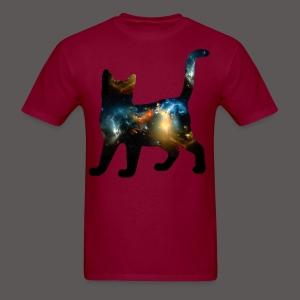 CELESTIAL CAT 3 - Men's T-Shirt