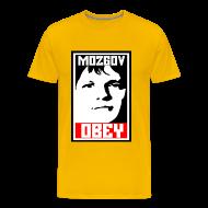 T-Shirts ~ Men's Premium T-Shirt ~ Mozgov - Mens