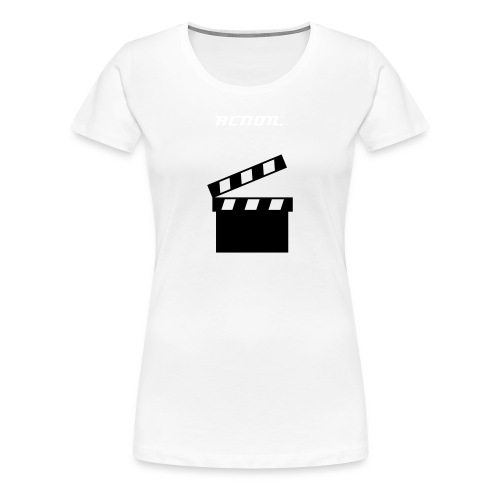 ACTION - Women's Premium T-Shirt