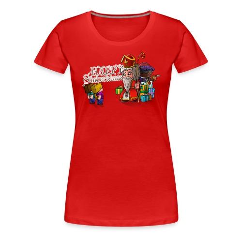 Sinterklaas  Kids T-Shirt - Women's Premium T-Shirt