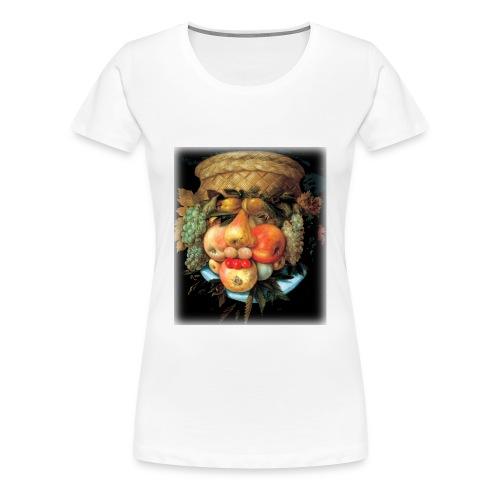 Arcimboldo - Fruit  - Women's Premium T-Shirt