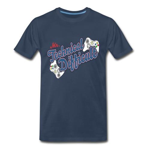 3XL/4XL MTD Shirt - Men's Premium T-Shirt