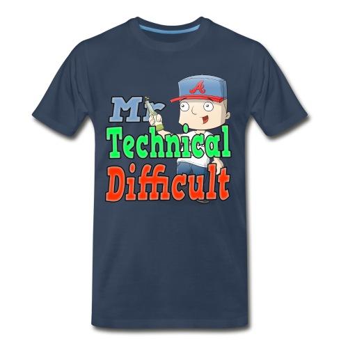 3XL/4XL MTD Grab a Beer - Men's Premium T-Shirt