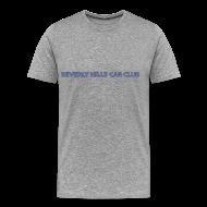T-Shirts ~ Men's Premium T-Shirt ~ Beverly Hills Car Club Collection