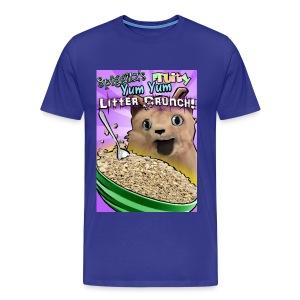 Spiggitz Cereal (designed by LiamoSan) - Men's Premium T-Shirt