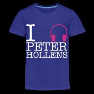 Kids' Shirts ~ Kids' Premium T-Shirt ~ i listen to...kids