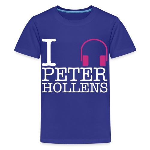 i listen to...kids - Kids' Premium T-Shirt