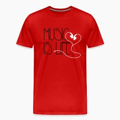 Music is Life T-Shirts