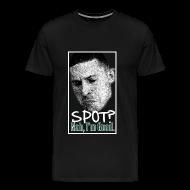 T-Shirts ~ Men's Premium T-Shirt ~ Spot Shirt, Green